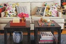 Home Sweet Home / Inspiration for home decor, organization & DIY projects