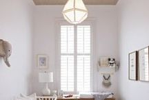 k i d   s p a c e / nurseries • kids rooms  / by e r i n .