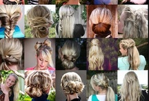 hair styles / by Amy Renee