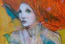art. / by jacqueline telf