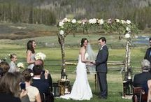 Wedding Envy / things that make my hopelessly romantic heart go pitter-patter / by Carissa Thilgen