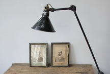 Industrial & lamps / by Lichtinspiratie