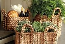 Baskets For All Occasions / by Sharon Corcilius