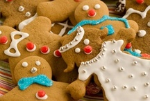 Christmas Kitchen Goodies-Baked Goods,Candies,Desserts-&-More / by Sharon Corcilius