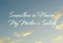 TO MY MOTHER  R.I.P. (LUCINDA)