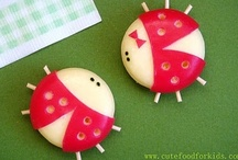 kids lunch ideas / by Amber Hickman