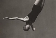 dive in. / by jacqueline telf