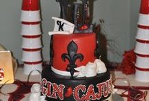 cakes and cuppie cakes / by Amy Renee