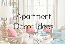 Apartment. / Ideas for the apartment!