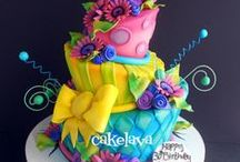 Cakes--a piece of art