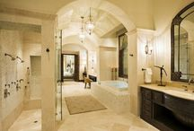 bathrooms / by Amy Renee