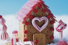Ginger Bread House  / Fundraiser for Boys&Girls Club / by Katie Gallette