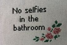 Cross Stitch Bitch