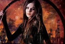 Athena's Ashes / New Adult Sci-Fi