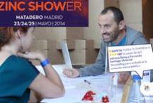 Zinc Shower / Asesorías Storytelling & Publicidad
