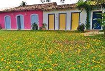 Trancoso - Bahia / Trancoso faz parte da Costa do Descobrimento na Bahia. Afinal, foi lá que a esquadra de Pedro Álvares Cabral desembarcou, tomando posse do solo brasilis em nome dos portugueses. #voali