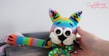 crochet toys home deco / Here you can find my crochet art ;)