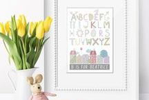 Personalised Baby & Christening Gift Ideas / Bespoke keepsakes and gifts, truly unique and thoughtful presents for new baby, new parents, and the nursery.