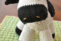 Knitting/Crocheting Goodness / by Ashten Swartz