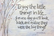 words of wisdom / by Amber Schroeder