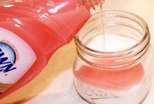 Homemade, Cleaning Tips & Clever ideas / by Jess K.
