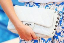 Handbag Heaven / Every girl needs one. A roomy, structured piece of arm candy for work and something petite and sparkly for night. We can conquer the world with Hermès, YSL, Louis Vuitton, or Chloé by our side. / by BuyMyWardrobe