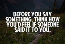 I love Quotes!!