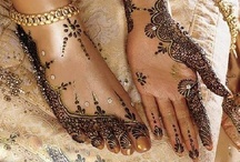 The Beauty of Henna / by Kathleen Crouse-Bradley