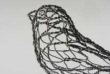 Free Form Wire Work