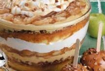 Recipes: Fall - apples, pumpkins, yummy! / by Jess K.