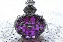 Perfume Bottles / by Isabel Gueller