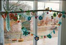 Decoraciones crochet