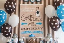 K's 1st birthday  / by Shana McKibben