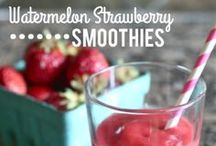Sensible Sips / Sip sensibly with these delicious drink recipes. #health #nutrition