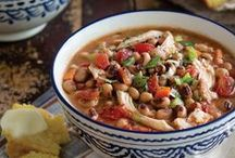 Soups and Stews / by Taste of the South Magazine - Southern Recipes, Comfort Food, Cast-Iron Cooking