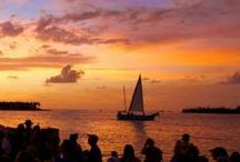 City Guide: Key West / Sun and fun in the southernmost city.  / by Victoria Miville (Hill)