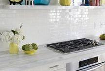 Prasher Residence - Kitchen / by Daniele Maxwell Designs