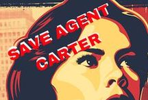 Save Agent Carter / Dedicated to Saving Agent Carter. The show continues to have a positive influence on so many people. Peggy Carter is a role model and a hero. Agent Carter is an amazing television show and we want it to continue!  Follow on Twitter at #SaveAgentCarter  Twitter: @RenewAgntCarter   Facebook.com/RenewAgentCarter   Petition: https://www.change.org/p/marvel-the-fans-want-more-agent-carter
