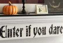 Halloween decoration / by Lisa Herz