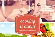 Cooking it Baby! / Fantastic Recipes and anything to do with food!!! Visit http://www.arealandandhomes.info for more great ideas and articles on food and recipes.