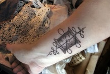 Tatoo ideas / by Lisa Herz