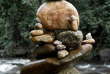 Rocks and Pebbles / by Judi Leek