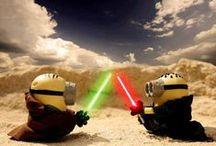 Loving Star Wars Is A Lifestyle / #star wars / by Bobbie Ann