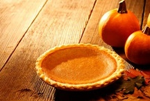 Home Cooking (Pumpkin Recipes ) / by Angela Mikesell