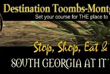 Destination Toombs-Montgomery / Fantastic new community portal for the Toombs - Montgomery County Georgia Area.... A great place to Stop, Shop, Eat, Play and Stay! For information on Partnering email tammiegibbs@bellsouth.net