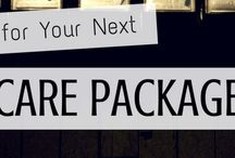 Care Packages / by Leanne Mindin