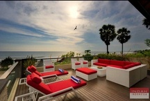 Villa LeGa, Batubelig / Villa LeGa presents the type of living space that allows you to put your sandy feet up after a walk on the beach, and feel right at home the moment you step inside, without ever compromising on style and taste.