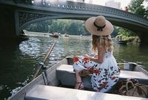travel to ny / by Adriana Scopel