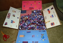 My Care Packages for My Marine / by Leanne Mindin