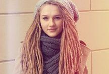 Dreadlocks Of Love / #dreads #dreadlocks #hair / by Bobbie Ann